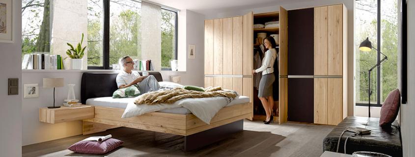 Natürliche Materialien für besten Schlaf