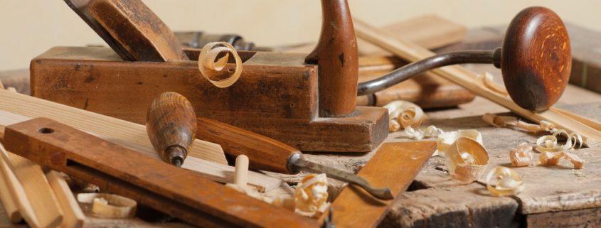 Traditionelles Werkzeug, wir können damit umgehen!
