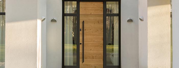Haustüren in jeder Ausführung, Metall, Holz, Kunststoff © doors